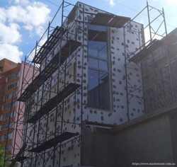 Утепление и ремонт фасадов домов, квартир, офисов, магазинов .
