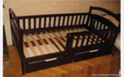 Кровать детская односпальная - Karinalux + подарок 1