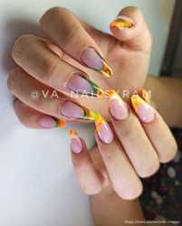 Красивые ногти недорого
