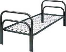 Кровати металлические,постельное белье. 2