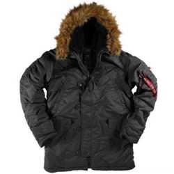 """Мужские зимние куртки ВВС США-N-3B Parka -""""Аляска"""" от Alpha Industries Inc. USA 2"""