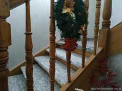 защитные ковровые накладки на ступени