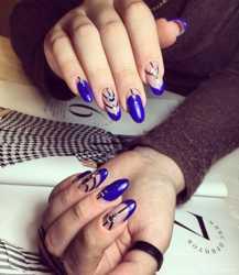 маникюр все виды,наращивание ногтей
