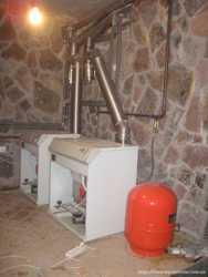 Виконуємо монтаж систем опалення та водопостачання