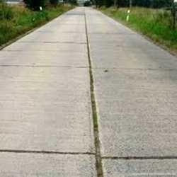 Осуществляем устройство дороги из дорожной плиты