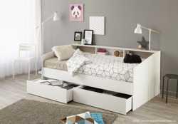 Дитяче ліжко з висувними щиками Сідней