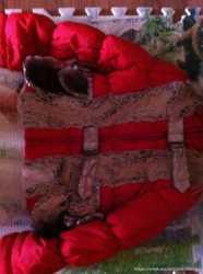 Куртка для девочки(6-7лет).Донецк.