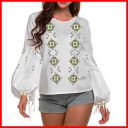 Заготовка жіночої вишиванки (сорочки, блузи) від ТМ Broderi 2
