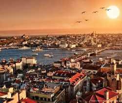 Стамбул на травневі свята 2