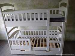 Двоярусне ліжко Рута 2