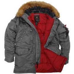 Официальный дилер Alpha Industries Inc. USA в Украине предлагает куртки Аляска 1