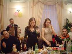 Тамада и музыка на свадьбу 1