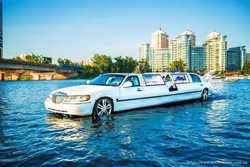 Aqua-Limousine аква лимузин аренда прокат аква лимузина 1