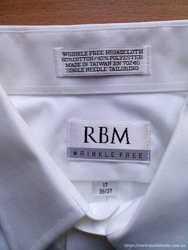 Рубашка мужская RBM (Тайвань) 2