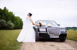 Свадебный Chrysler 300c 3