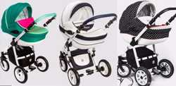 Новые эксклюзивные коляски по ценам производителя! Качество! Гарантия! 1