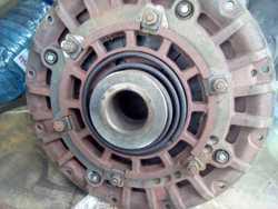 Сцепление двигателя ЯАЗ 2