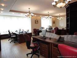 Офис VIP уровня, площадь 218 м2 в Киеве.