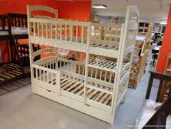 Двухъярусная кровать Карина-Люкс Трио 1