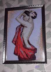 Картина бисером (Кармен)