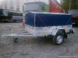 Легковий автопричеп Євро А750 180-130