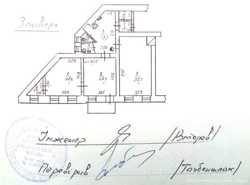 3-к на Старопортофранковской 3-166734 3