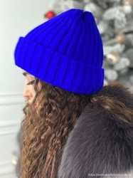 Шапка женская теплая зимняя новая 1