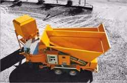 Б/У Мобильный бетонный завод Fibo inTercon B 15 – 1200 (2004 года) БСУ,РБУ 2
