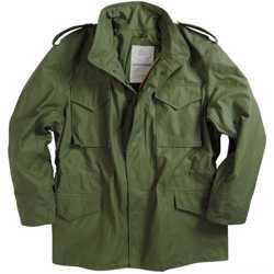 Военные полевые куртки Армии США от Alpha Industries Inc. USA 1