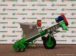 Протруювач насіння шнековий ПНШ-5 Господар П. Компенсація 25 відсотків