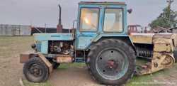 Продам трактор МТЗ80 1996