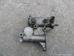 Mazda F80110190B, Корпус термостата Мазда 626 GC, 2.0 FE, оригинал