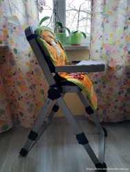 Продам детский стульчик для кормления 1