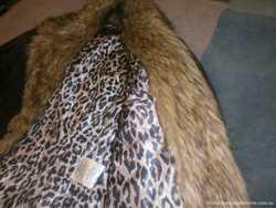 Куртка женская, кожа, натуральный мех 3