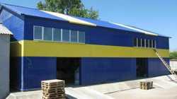 Строительство складов, ангаров, помещений из сэндвич панелей