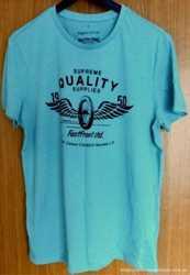 Фирменная футболка C&A. размер М новая