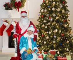 Вызов Дед Мороза со Снегурочкой! Киев и за Киевом! 3