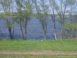 Продам земельный участок на берегу Муромского водохранилища