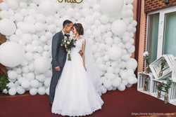 Оформление свадьбы 3