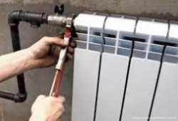 Монтаж систем отопления в домах и квартирах.Черкассы.
