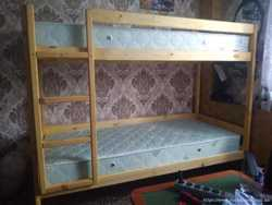 Двухъярусная кровать-2500 грн  2