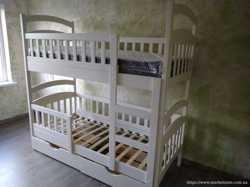 Двоярусне ліжко Рута 3