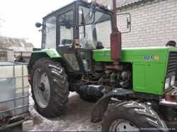 Продам трактор МТЗ 82.1 3