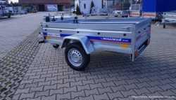 Легковий самосвальний причіп до авто (2200-1300) повний комплект