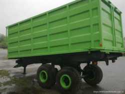 Прицеп тракторный самосвальный зерновоз новый 2птс-9 , 2птс-12 ,нтс 12 1