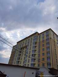 Продаж 1 кім ї к-ри в новобудові по вул. Манастирського.