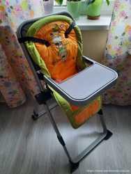 Продам детский стульчик для кормления 2