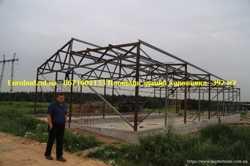 Строительство ангаров в Одесской области 2