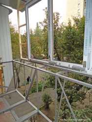 Утепление балконов! Выносы и остекление. Окна и балконы под ключ. 3