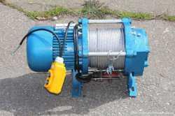 Лебедка электрическая CD-500A  1